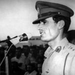 Muammar Gaddafi: A Timeline