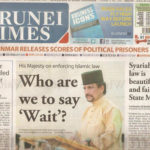 Titah Sultan Brunei Perlaksanaan Undang-undang Syariah