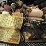 Al-Quran Di Bakar Oleh Tentera Amerika Di Afghanistan