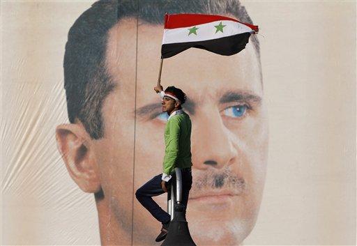 syrian Apa Yang Berlaku Sebenarnya Di Syria ?