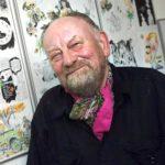 Pelukis kartunis Denmark Kurt Westergaard Yang Menghina Nabi Mati Dijilat Api
