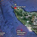 Indonesia keluar amaran tsunami, Di Aceh gempa bumi