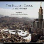 Fakta Menarik Mengenai Menara Jam Mekah