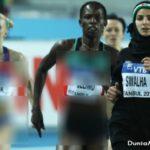 Pelari Wanita Palestin Olimpik – Keajaiban memang berlaku