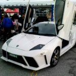 Proton Evolusi G – Kereta Proton Berbentuk Lamborghini