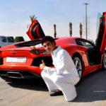 Pelajar Saudi Bila Dah Kaya Sangat