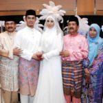 Perkahwinan Irma Hasmie Dan Reza Syah Azmeer