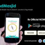 FindMasjid Aplikasi Masa Kini