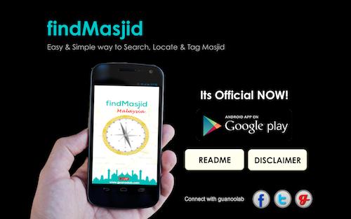 FindMasjid