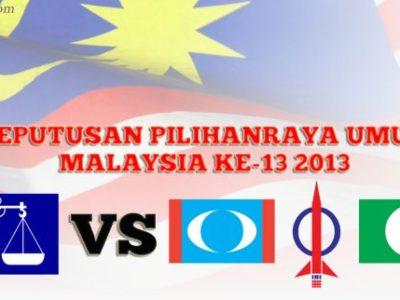 pru13 malaysia