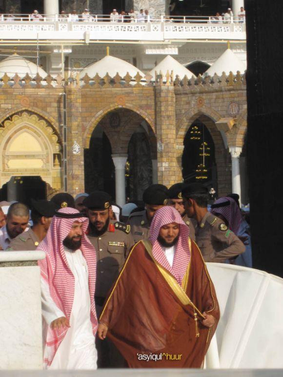 Syaikh Mahir bin Hamd Al-Muaiqly Imam