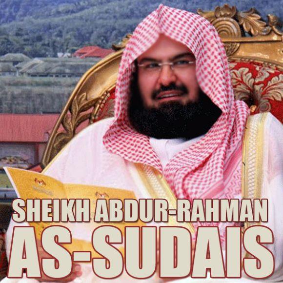 Syeikh Abdul Rahman as-Sudais