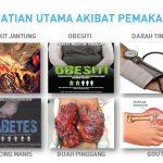 Asid Dalam Badan Punca Penyakit Gout, Gastrik, Darah Tinggi, Kencing Manis, Penyakit Jantung Dan Diabetes