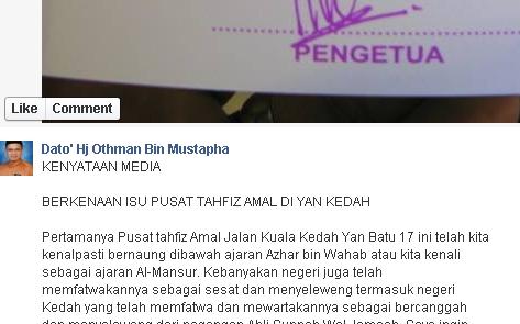 Dato' Hj Othman bin Mustapha