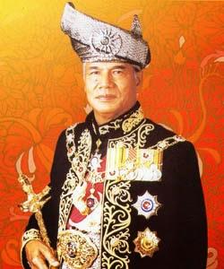 Baginda Sultan Perak Mangkat