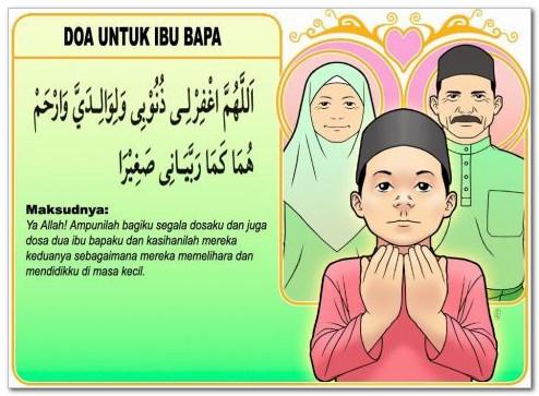Doa Anak Yang Soleh