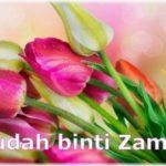 Saudah Zam'ah