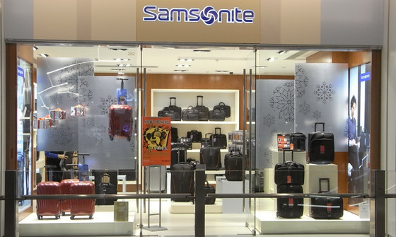 samsonite bags cheap