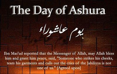 Mengenal Muharram dan Puasa Asyuro - Al-Firqoh An-Najiyah
